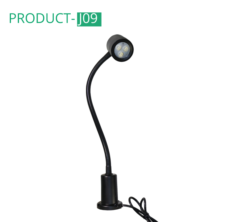 waterproof gooseneck magnetic light