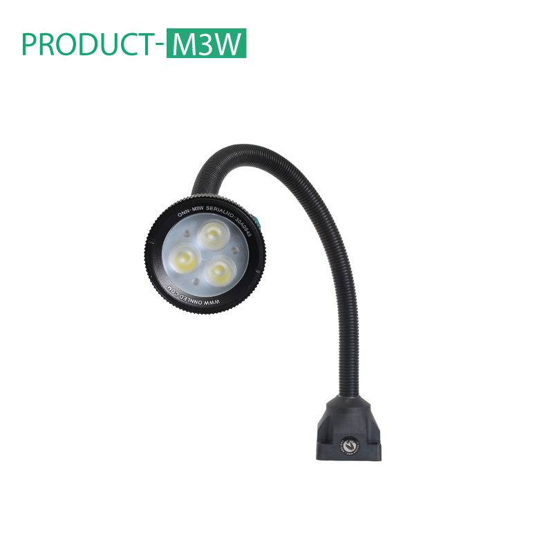 led gooseneck work light