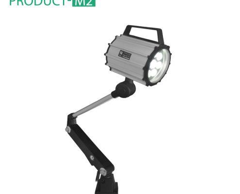 Long arm machine light
