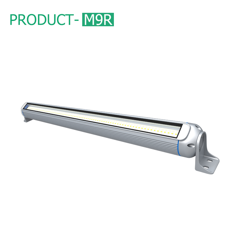 Tri-proof machine tube light